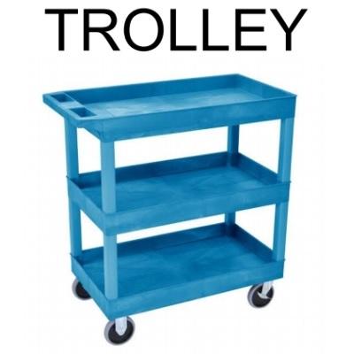 Plastic Trolley (Inverter Trolley)