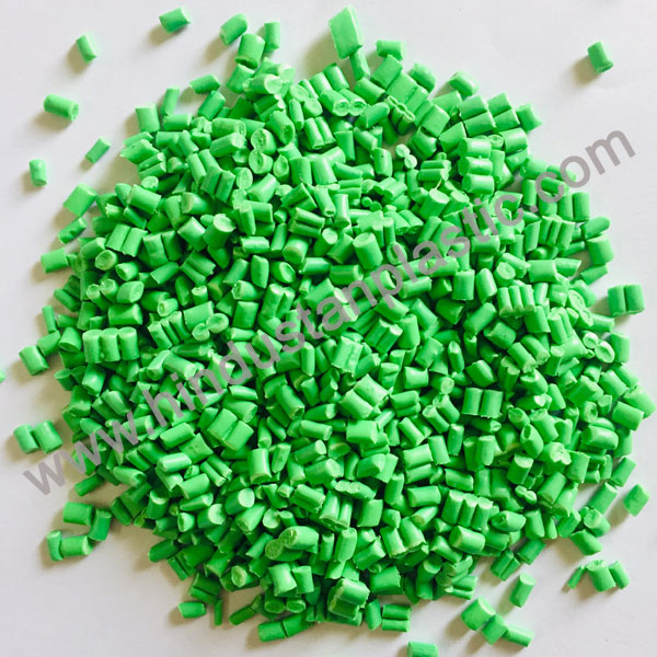 Green PP Granules In Directory Place