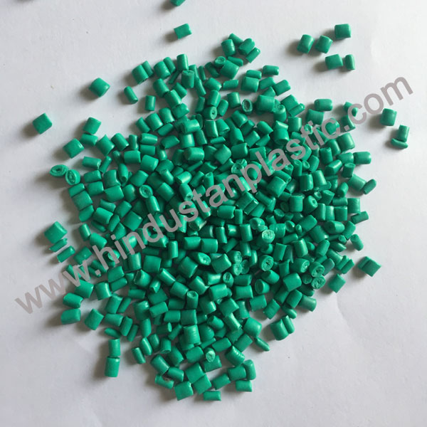 Sea Green PP Granules In Rai